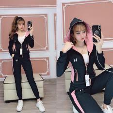 Bộ đồ thể thao nữ hotgirl áo khoácTT300