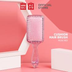 Lược chải tóc hình vuông Miniso lông mềm mịn gỡ rối tóc dễ dàng Brush