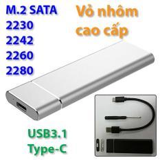 Box SSD M.2 SATA USB-A-C 3.1 3NU31 BX16