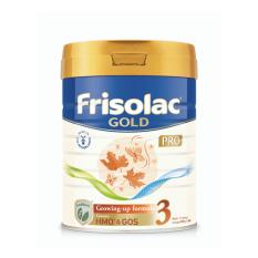 [Nhập khẩu Hà Lan] Sữa Frisolac Gold Pro 3 800g – cho trẻ 1-3 tuổi