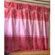 Rèm cửa sổ ri đô ngăn phòng màn cửa thay đồ cho shop