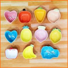 Bát ăn dặm cho bé kiểu Nhật ̣(1cái)- Chất liệu gốm sứ cao cấp- Nhiều hình dễ thương, xinh xắn- Mẹ Tròn Store