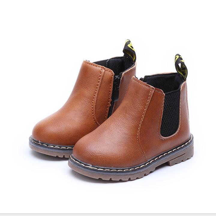 Giày Cho Bé Kiểu Dáng Hàn Quốc ,giày thể thao cho bé 20340 Màu nâu-26 -HQ Plaza