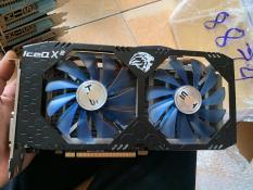 Vga HIS RX 580 IceQ X2 OC 4GB DDR5 256bit (bảo hành 04/2020)