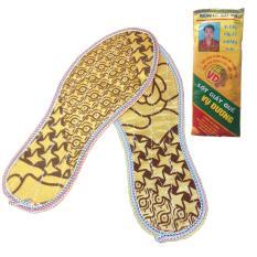 Lót quế cao cấp giúp chống hôi chân mùi hương quế dịu nhẹ làm êm chân phụ kiện giày không thể thiếu cho nam