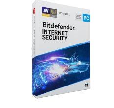 Phần Mềm Diệt Virus Bitdefender Internet Security 2020 1 năm/1user