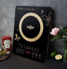 Bếp từ đơn Eagle GB 4706, Công Suất 2000W. Bếp từ cảm ứng mặt kính chịu nhiệt chịu lực tốt-Tiết kiệm điện (Đen)