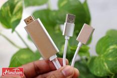 Cable HDMI từ điện thoại lên tivi đa năng