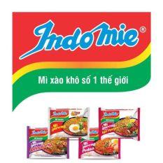 Mì Goreng Indomie 4 vị 1 gói (Sườn đỏ)