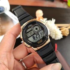 Đồng hồ nam Casio AE-1000W-1A3VDF Dây nhựa nam tính mạnh mẽ
