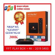 FPT PLAY BOX + 2019 CHÍNH HÃNG, TẶNG MÃ GIẢM GIÁ 300K