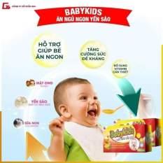 Combo 2 hộp Baby kids Bé ăn ngủ ngon