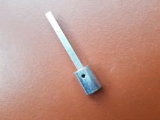 Dụng cụ hỗ trợ đóng đinh bê tông, thi công cơ điện, đóng đinh tường + hộp đinh 800 cái