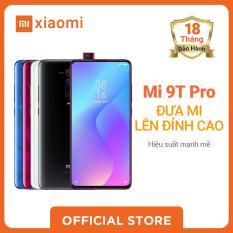 Xiaomi official Điện Thoại Mi9T Pro 6GB+128GB, Đen / xanh / đỏ / Trắng, Bảo hành điện tử 18 tháng