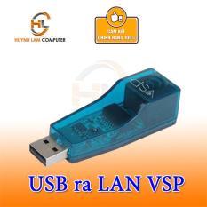 Bộ chuyển đổi USB ra cổng Lan VSP tốc độ 10/100Mbs