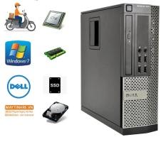 Máy tính bàn Dell Optiplex 990 // 7010 sff CPU Core i5 2400, Ram 8G, SSD 120G, Hàng nhập khẩu, chưa bao gồm phím chuột và màn hình