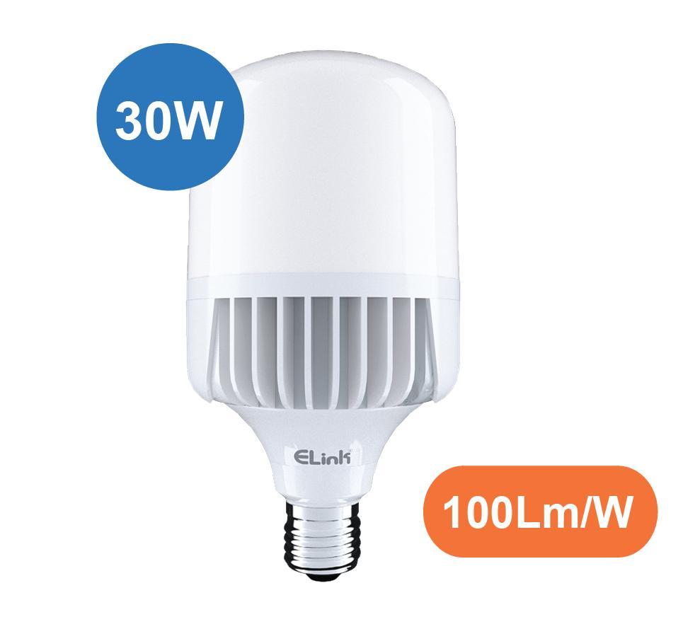 Shop bán Bóng Đèn LED Trụ Cao Cấp Elink 30W - Ánh sáng Trắng (EBT-C-30T)
