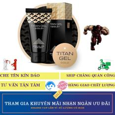 1 hộp gel sản phẩm Titan-Nga-Gold cao cấp (50ml)