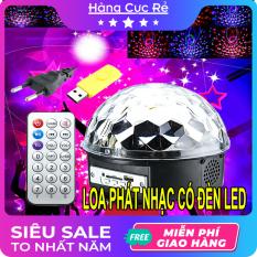 Loa vũ trường có remote điều khiển + Tặng usb nhạc – Loa 2in1 kiêm đèn led trang trí đổi màu – Shop Hàng Cực Rẻ