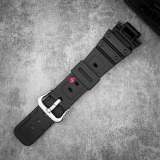 Dây đồng hồ Casio nhựa G-Shock DW-5600TB-1
