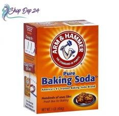 [DATE MỚI 12/2022] Bột Baking Soda công dụng 454g