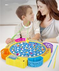 Bộ đồ chơi câu cá trẻ em 45 con