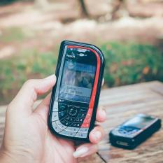 Điện Thoại Nokia 7610 – Chiếc Lá Lớn