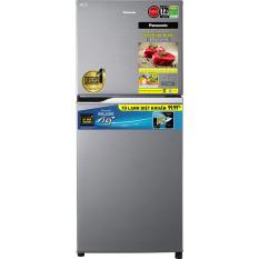 Tủ lạnh Panasonic Inverter 234 lít NR-TV261APSV – Làm lạnh vòng cung Panorama, Ngăn rau củ Fresh Safe