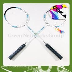Bộ vợt cầu lông Coka PRO – 2203 Greennetworks