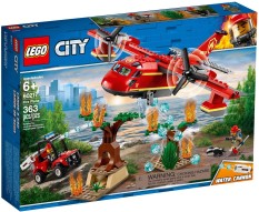 LEGO City 60217 Đội cứu hỏa khẩn cấp