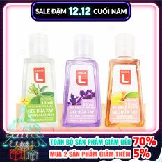 Gel rửa tay khô Choice L 30 ml chất lượng an toàn (CHỌN HƯƠNG)- gel rửa tay mini – Phát Huy Hoàng