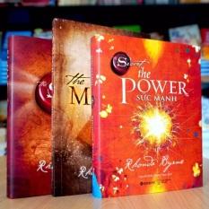 Combo bộ sách kinh tế hay Bí Mật – Secret + The Magic – Phép Màu + Secret The Power – Sức Mạnh