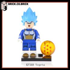 KF6045 – Đồ chơi lắp ráp minifigures và non lego – Mô hình lắp ghép sáng tạo trong anime Bảy viên ngọc rồng Dragon Ball- Đồ chơi lắp ráp minifigures và non lego mô hình lắp ráp sáng tạo