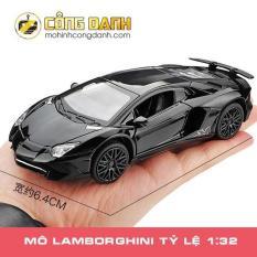 Mô Hình Xe Lamborghini MiniAuto LP750