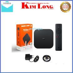 Android TV Box Mibox S 4K HDR Quốc Tế Tiếng Việt – Bảo hành 12 tháng chính hãng