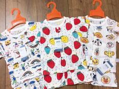 [CAM KẾT HÀNG CHUẨN] Bộ cotton giấy xuất Nhật cho bé- AMMI STORE