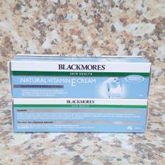 Kem dưỡng da Vitamin E Cream Blackmores – 50g (Mẫu mới có thêm security seal)