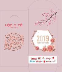 [Quà Tặng] Phong bao lì xì Tết 2019