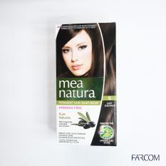 Màu Nhuộm Organic Mea Natura Farcom (150ml) – Màu Phủ Bạc Nâu Đen 5.0