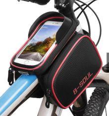Túi treo khung xe đạp cao cấp chống nước chống thương hiệu bsoul