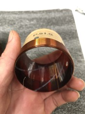 1 CHIẾC COIL LOA BASS 4 LỚP 51.5MM
