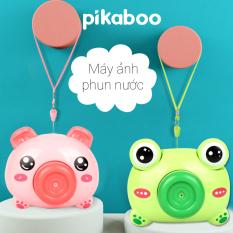 Đồ chơi trẻ em máy ảnh phun nước dễ thương cao cấp Pikaboo là đồ chơi giảm stress vô cùng ý nghĩa của bố mẹ dành tặng cho bé trong mùa hè để các bé được thỏa sức vui đùa với các bạn