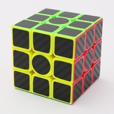 Đồ Chơi Rubik 3×3 Stickers Xoay Trơn, Không Rít Nhiều Màu