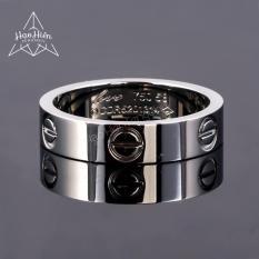 Nhẫn Cặp Đẹp, nhẫn Đôi Đẹp bằng Titan mạ Vàng, Bạc Cao Cấp X.N.U002-27 – Quà sinh nhật, nhẫn cưới vàng trắng, nhẫn cưới vàng, nhẫn bạc đôi, nhẫn cặp vàng, nhẫn cặp bạc, nhẫn căp, nhẫn căp bạc, nhẫn cưới vàng 18k