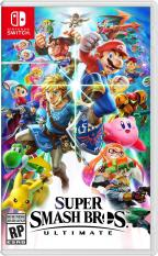 Đĩa Game Nintendo Switch – Super Smash Bros Ultimate