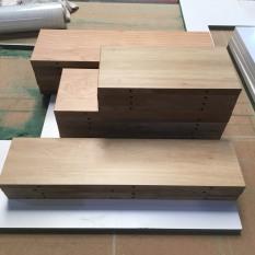 Giá thanh lý dọn kho, kệ gỗ treo tường, gỗ công nghiệp ruột vàng, nhiều kích thước lựa chọn, tặng kèm phụ kiện lắp ráp