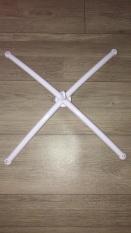 Khung treo nôi chữ X gấp gọn tiện lợi TẶNG KÈM 3m dây treo