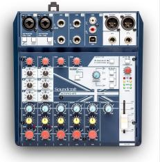 Mixer Soundcraft Notepad-8FX