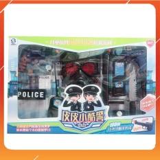 Đồ Chơi Noel – Dụng Cụ Tập Làm Cảnh Sát – Đồ Chơi Trẻ Em Toy Mart
