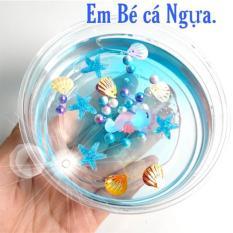 Slime trong chủ đề đại dương